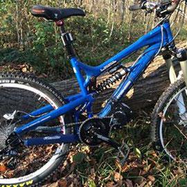 intense electric bicycle