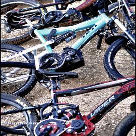 test electric bike , test vtt electrique