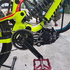 electric engine for dh