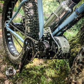 fat bike electrique