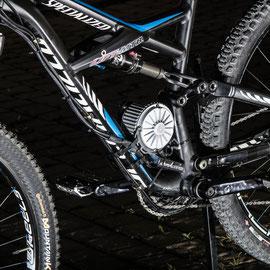 kinetic electric bike