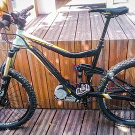 kona e-bike