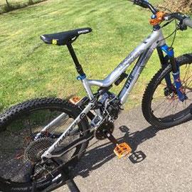 commencal e-bike