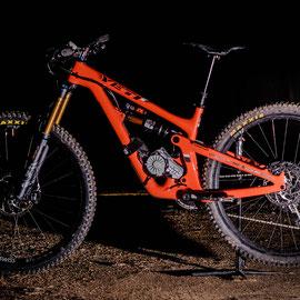 electric bike yeti