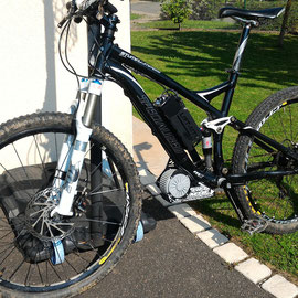 batterie additionel vtt electrique