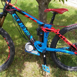 electric bike lift