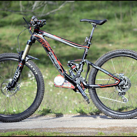 moteur electric vélo all mountin