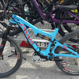 carbone bike electric kit