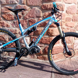 rocky e-bike