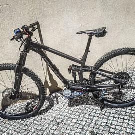 kit electric mountain bike