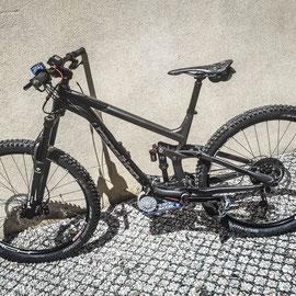 kit electric mountain bike