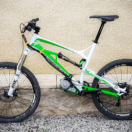 power full e-bike
