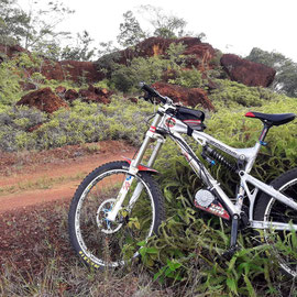 intense dh e-bike