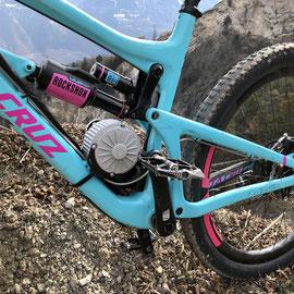 electric bike santa cruz