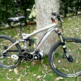 electric mountin bike