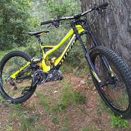 demo e-bike