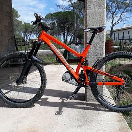 enduro e-bike