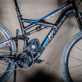 inside motor for bike