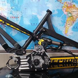 crc electric bike