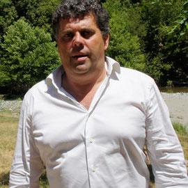 Christian Orsucci, président de la SAFER Corse et par ailleurs maire de Tallone