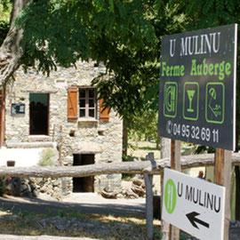 U Mulinu, un lieu symbolique pour débattre d'un sujet cher au président Orsucci, l'agri et l'agrotourisme