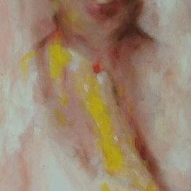 Mann, Acryl, 50x60, 2010