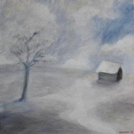 SChneefeld, ACryl, 50x50, 2010