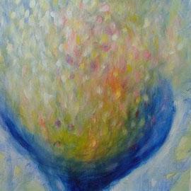 Fanfare, Acryl, 50x50, 2009