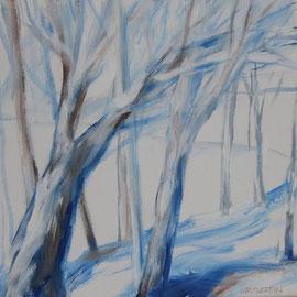 O.T., Acryl, 30x30, 2011