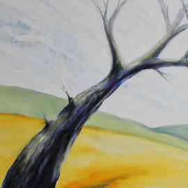 Tree III, Acryl, 100x150, 2012