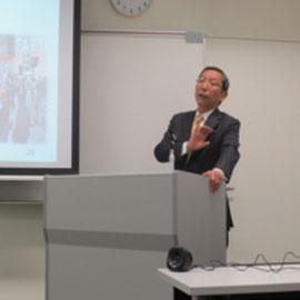 昭和飛行機工業株式会社 常務取締役 リアルエステート事業本部長 福持 克之助 氏