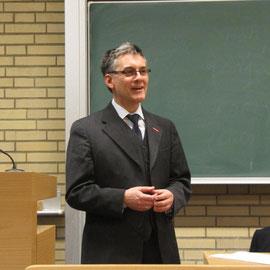 Hjalmar Stemmann MdHB, Landesvorsitzender der MIT Hamburg.