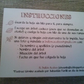 Instrucciones (Imagen, AMF)