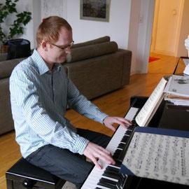 Klavierunterricht in Erfurt, Gotha