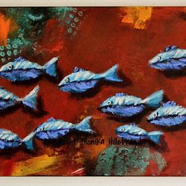 Fische II 70 x 50