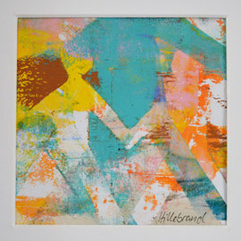 Together II -kleine Papierarbeit-