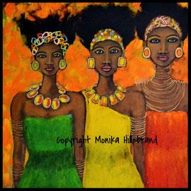 Die Schönheit Afrikas 80 x 80