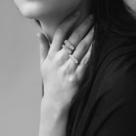 MATERIKA lookbook - Photography by Nadja Pollack, Muha by Hanan Chahid, Model Juliet Klaar