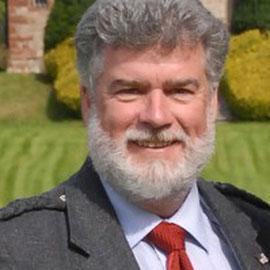 B. Donald McKenzie (USA) Special Envoy to Cabarfeidh