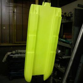 Grundfarbe neon gelb