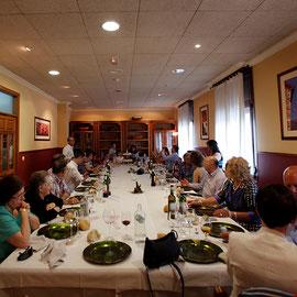 Eventos en el los salones del restaurante El Sabil.
