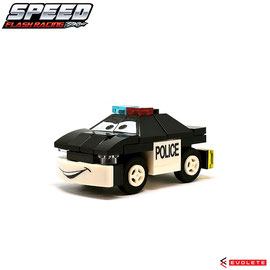 Blocks World Speed Racing (K39A-5)