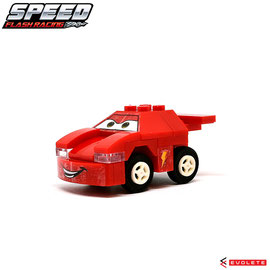 Blocks World Speed Racing (K39A-6)