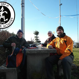 GPO Team - Uscita Mt. Bastia 2012