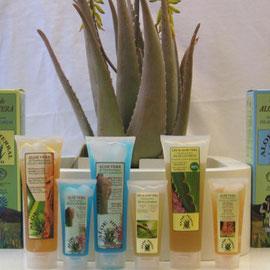 Productos de Aloe Herbal