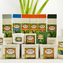 Productos de Aloveria