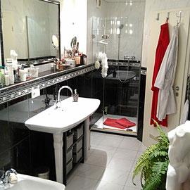 Badezimmergestaltung nach Kundenvorgabe