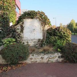 L'ancien emplacement