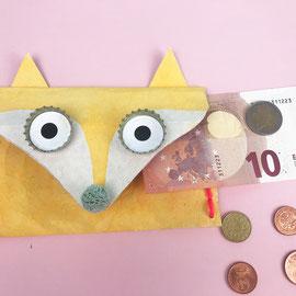 Geldbeutel aus Tetrapack