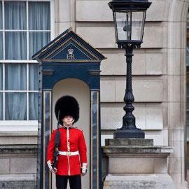 Guards Buckingham
